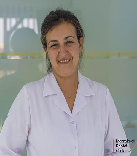Dr Soumia Aimad Eddine - Orthodontiste