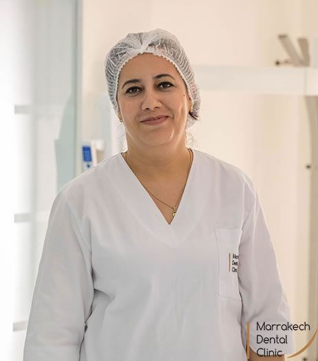 Mme Mouna Fellah - Head Of Assistants